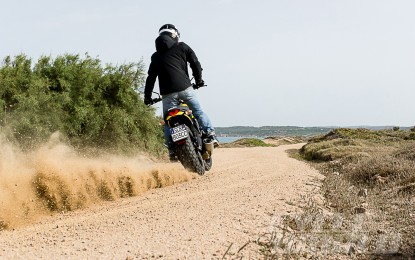 2015 DUCATI SCRAMBLER – FIRST RIDE