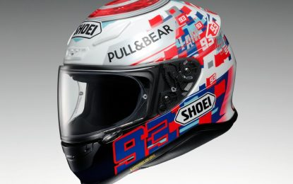 SHOEI Marquez Power Up电源帽即将上市!