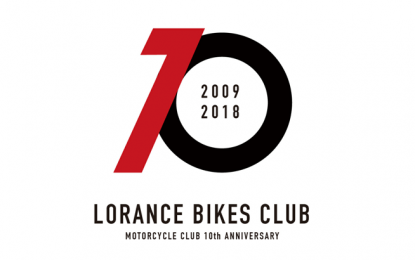 Lorance Bikes Club -10th Anniversary